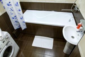 Ванная комната в Апарт-Отель Иркутские Берега
