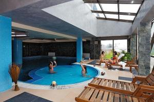 The swimming pool at or near Bansko Belvedere Apartment