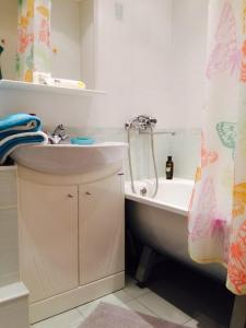 A bathroom at Аpartment na Musina 7