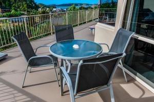 Balkoni atau teres di Absolute Bliss Apartments