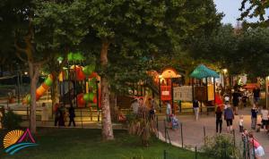 Area giochi per bambini di Residence Alice