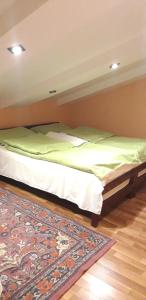 A bed or beds in a room at Mariana