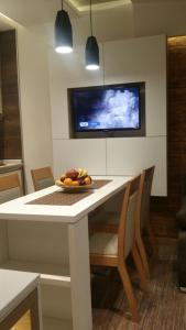 Prostor za ručavanje u apartmanu