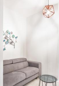 Posedenie v ubytovaní St. Mark's Boutique Apartment Zagreb