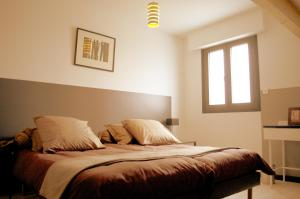 Un ou plusieurs lits dans un hébergement de l'établissement Perle Bleue - Lille
