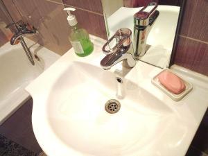 Ванная комната в Apartment on Mira, 51