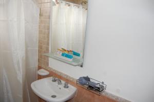 Un baño de Aparts Casas Del Centro-El Chaltén