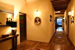 The lobby or reception area at Kidoti Villas by Z