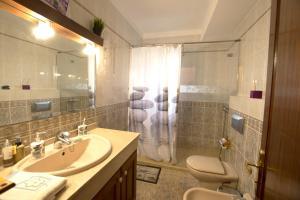 Un baño de VILLA PALACIOS HERRERO
