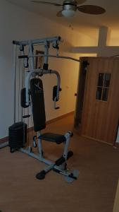 The fitness center and/or fitness facilities at Olgiata 84