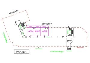 The floor plan of Apartamenty Kora