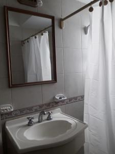 Un baño de Hipólito Yrigoyen