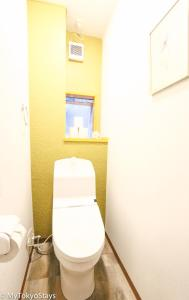 A bathroom at 和宿 湯沢チャオ