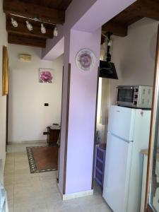 A kitchen or kitchenette at Da Francesca