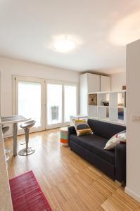 Area soggiorno di Appartamento Emilio
