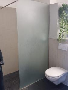 A bathroom at Hammerweg