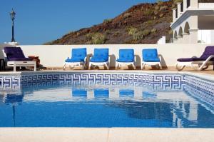 The swimming pool at or close to Villa Roque Del Conde, Las Americas, Tenerife