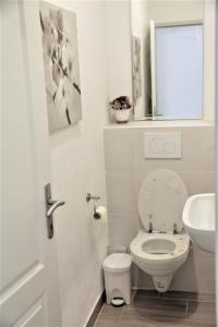 Ein Badezimmer in der Unterkunft Apartment Classic Salzburg