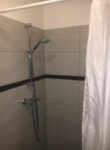 A bathroom at The Hague Shortstay
