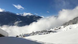 Ferienwohnung Lenzerheide - Lain during the winter