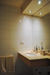 Un baño de Studio Apartment En Providencia