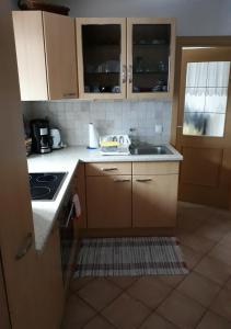 A kitchen or kitchenette at Temblhof