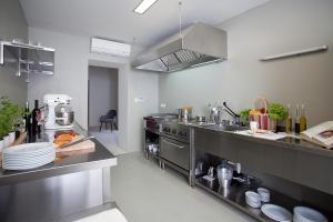 Restaurant ou autre lieu de restauration dans l'établissement Villa Paulina