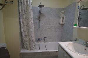 Een badkamer bij Residentie Koksijde promenade