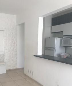 A bathroom at Apartamento