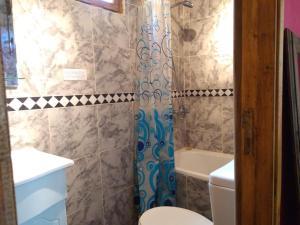 Un baño de El Andino