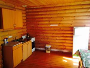 Кухня или мини-кухня в Дом1