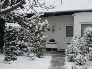Sissi Residence v zime