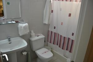 Баня в Hotel Villa Gomera