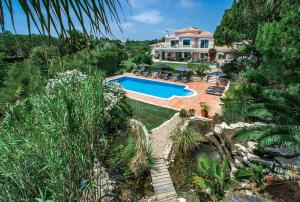 A view of the pool at Quinta do Lago Villa Sleeps 10 Pool Air Con T479956 or nearby