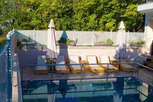 Πισίνα στο ή κοντά στο Anthena Studios