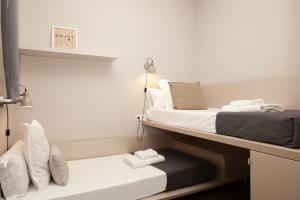 Ein Badezimmer in der Unterkunft EasySleep Gaudi Terrace