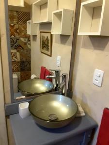 Un baño de Apart Boutique Floripa Cool