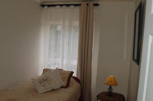 Cama o camas de una habitación en Departamentos Puerto Montt