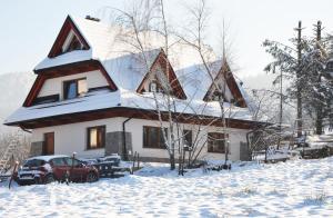 Apartamenty JSZI during the winter