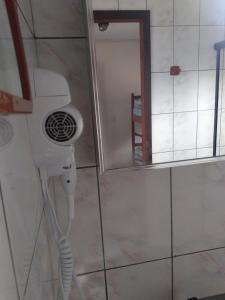 Um banheiro em Villa Charibas®