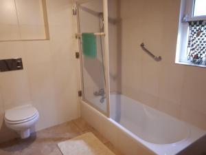 Uma casa de banho em Vivenda Bea