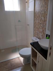 Un baño de Residencial Santa Maria