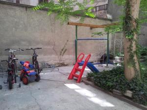 Children's play area at Apartment Viktoria