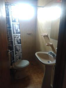 """Un baño de """"Zahra Depto"""""""