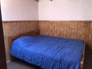 Cama o camas de una habitación en Cabañas FEMA