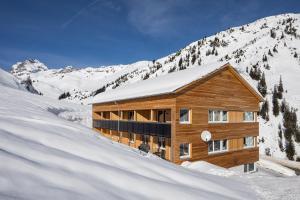 Bergzeit Appartements im Winter