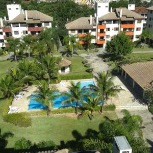 Vista de la piscina de Cobertura em Resort o alrededores