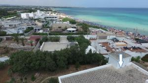 A bird's-eye view of Eco del Mare