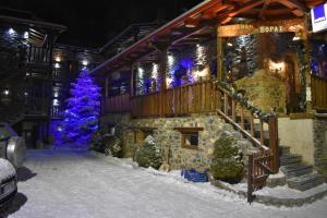 Το Hotels Voras τον χειμώνα