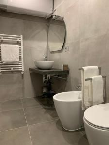 Bagno di ApartHotel Bossi